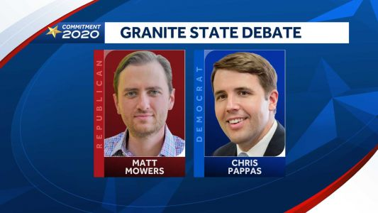 Live at 7: Rep. Pappas, challenger Mowers to debate