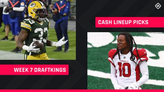 Week 7 DraftKings Picks: NFL DFS lineup advice for daily fantasy football cash games