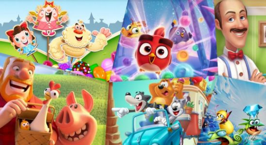 GameRefinery: Match-3 games are 21% of U.S. iPhone gaming market