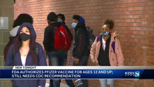 Des Moines pediatrician details potential impact of youth COVID-19 vaccination
