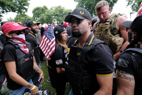 Proud Boys leader admits rallies all about brawling, costing 'millions'