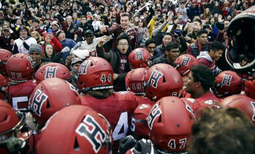 Ivy League calls off fall sports, including football, for its 8 schools