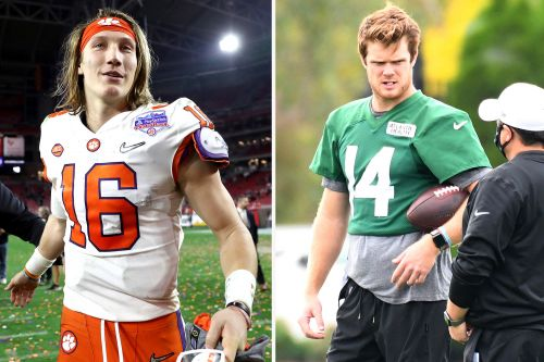 Jets can trade Sam Darnold, hard to pass on 'monster' Trevor Lawrence: Joe Namath