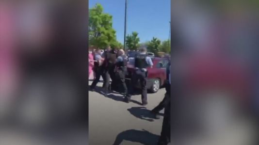 Charges dropped against woman who says police used excessive force against her at Brickyard Mall