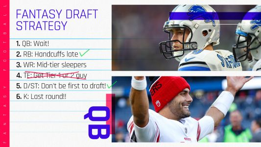 2018 Fantasy Football Rankings Tiers: Quarterback Draft Strategy