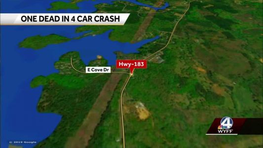 Coroner releases name of man killed in head-on crash in Pickens County