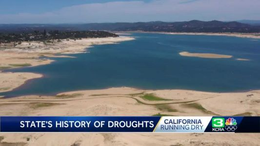 Running Dry: California's history of droughts