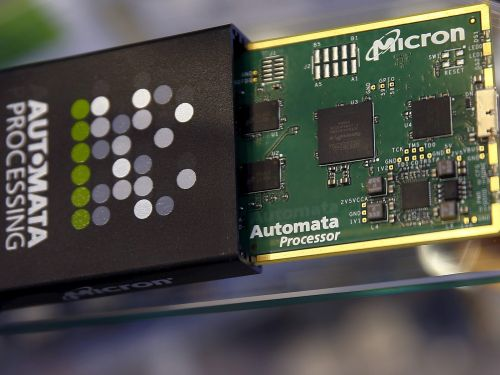 Micron climbs 6% after boosting sales guidance by more than expected