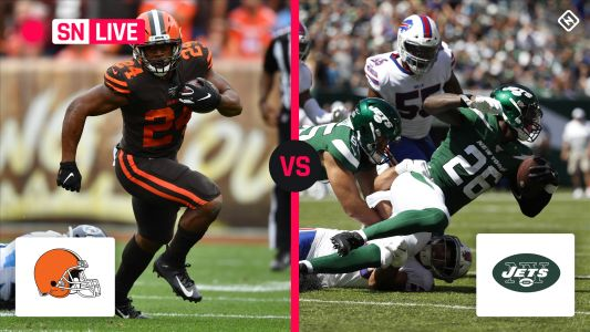 Odell Beckham, Nick Chubb carry Browns to 23-3 win over banged up Jets