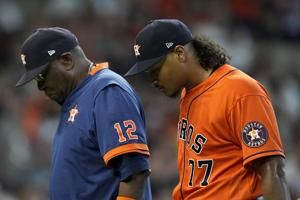 García to start Game 6 of ALCS for Astros against Red Sox
