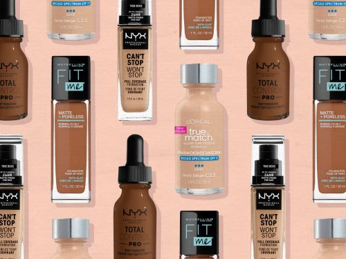 The 10 best drugstore foundations that work just as well as luxury brands