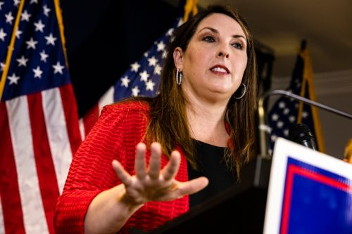 RNC chair McDaniel floated possible Michigan governor run