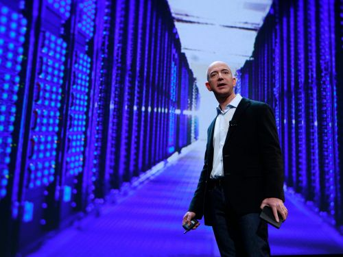 Jeff Bezos wanted to do a big reveal when Amazon announced its Climate Pledge, and Amazon considered having him unveil it from a polar ice cap