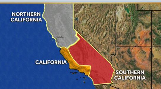 Court blocks measure asking voters to split California in 3