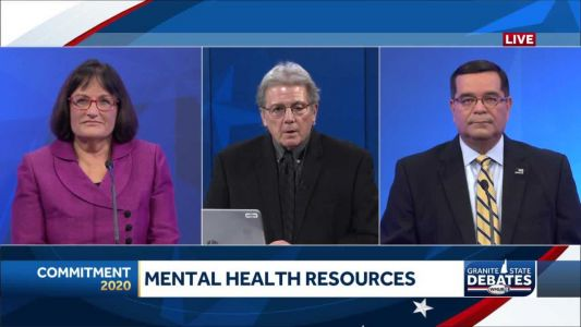 2020 NH 2nd District debate: Increasing access for mental health services