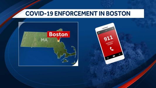 Amid pandemic, Boston mayor encourages residents to report house parties to 911