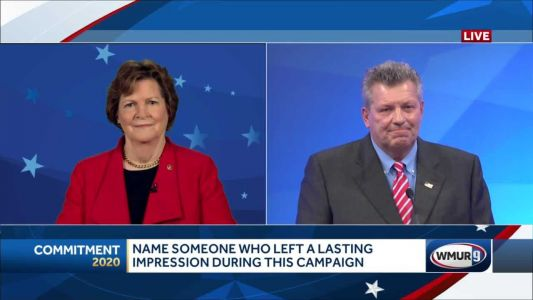 2020 NH U.S. Senate debate: Person who left lasting impression on candidate during campaign