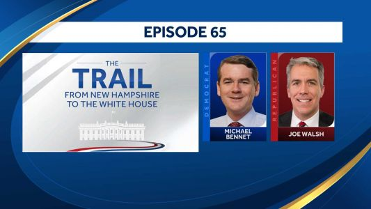 'The Trail' podcast: Michael Bennet and Joe Walsh