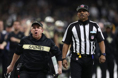 NFL admits pass interference rule was a total disaster