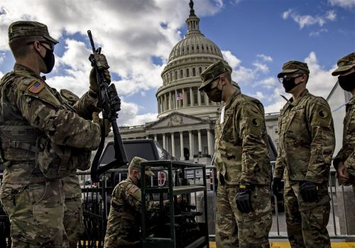 FBI vetting Guard troops in DC amid fears of insider threats ahead of inauguration