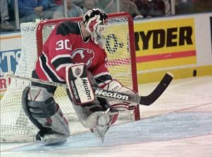 Beating the goalie: Low shots hurt netminders of yesteryear