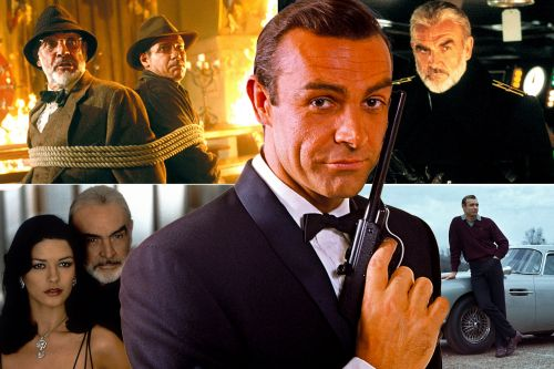 Remembering Oscar-winning actor Sean Connery