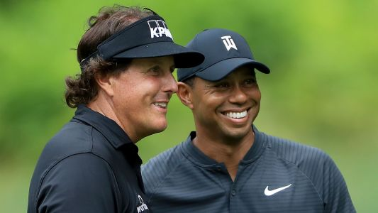 Report: Tiger Woods vs. Phil Mickelson Match Won't Have Public Tickets Available