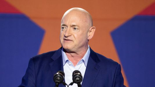 Democrat Mark Kelly Sworn In As New Senator From Arizona