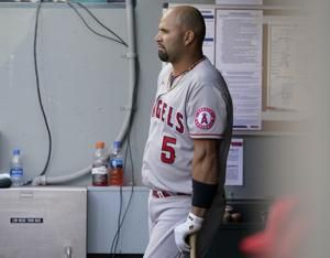 Los Angeles Dodgers sign Albert Pujols to major league deal