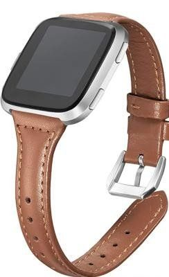 Dress up your Fitbit Versa 2 in leather with these top picks