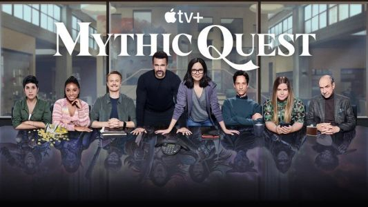 New episodes of 'Mythic Quest' and 'Mosquito Coast' are now ready to watch