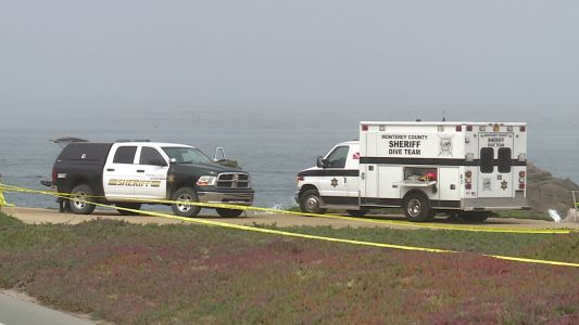 Body recovered from ocean off Pacific Grove coast
