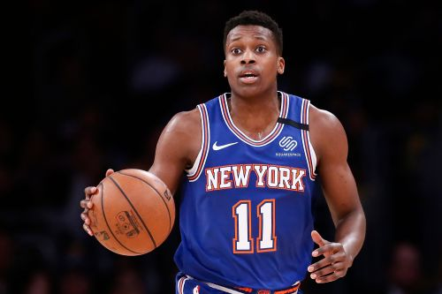 Knicks' point-guard situation is a crowded mess