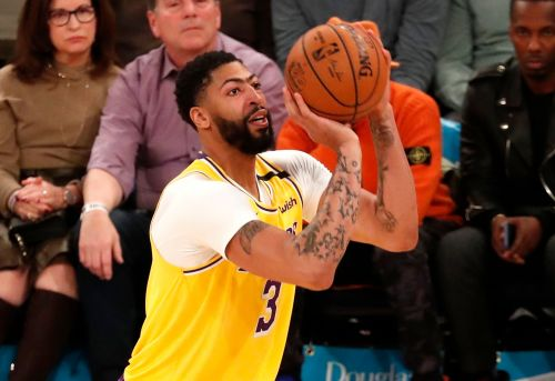Anthony Davis thinks Lakers shot to win a title is better now