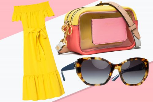 Tory Burch takes up to 40 percent off apparel, shoes and accessories