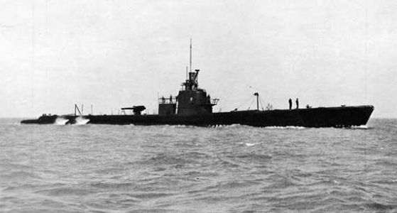 Submarine missing since 1944 found near Japan, discovery team announces
