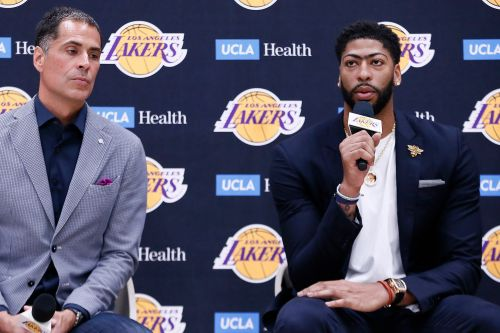 Lakers' Anthony Davis doomsday scenario gives Knicks hope