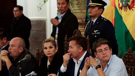 Tapes leaked to media reveal Bolivian coup government was plotting to overturn 2020 election loss with help from US mercenaries