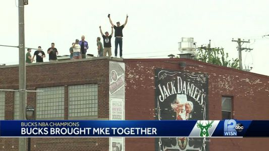 Mental health boost after Bucks win, fans say Wisconsin united