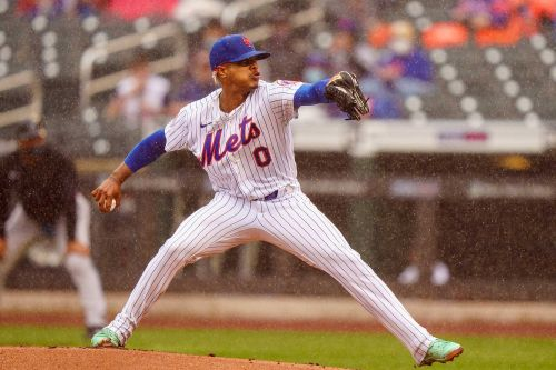 Mets going back to Marcus Stroman after rain debacle