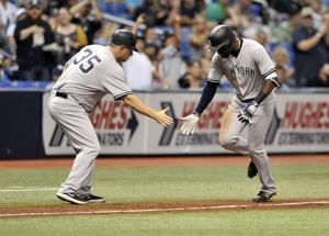 Sanchez, Severino rebound ahead of playoffs, Yanks top Rays