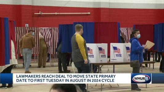 Lawmakers reach deal to move state primary date earlier