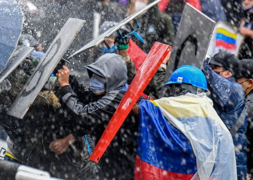 Unrest Returns to Colombia Over COVID-19 and Police Violence