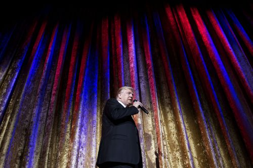 Trump's prime-time convention plan: A D.C. ballroom and government backdrops