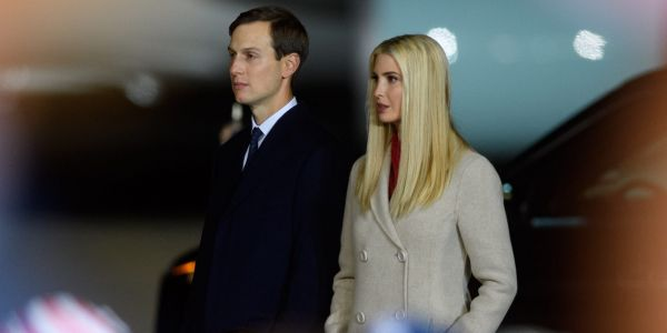 Ivanka Trump and Jared Kushner are expanding their New Jersey estate after hostile signals from New York high society about their post-presidency life