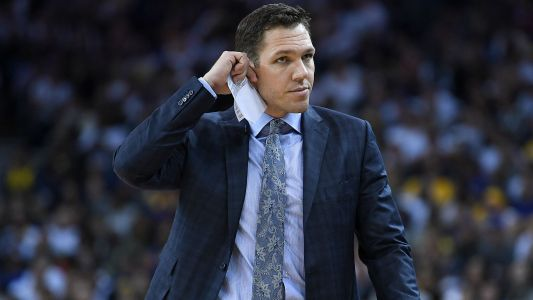 Kings coach Luke Walton sued over alleged sexual assault, report says