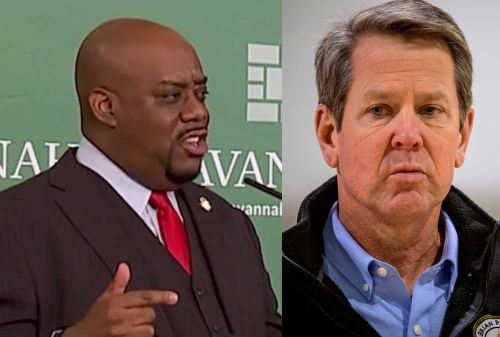 'Gov. Kemp does not give a damn about us': Mayor speaks out after governor voids local mask mandates