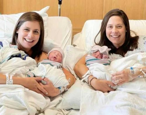 Upstate twin sisters deliver babies same day