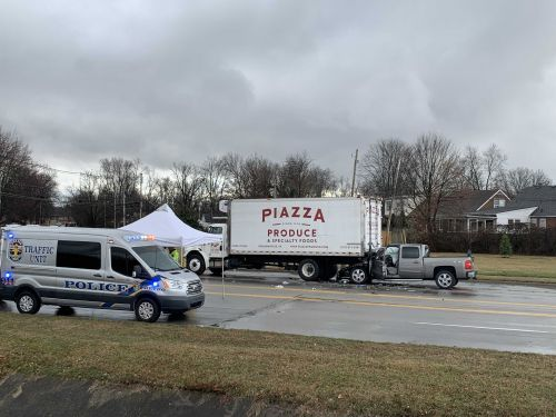 Deadly crash shuts down part of Taylorsville Road for several hours