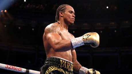 Former world title challenger Anthony Yarde reveals father died of coronavirus despite being 'fit and healthy'